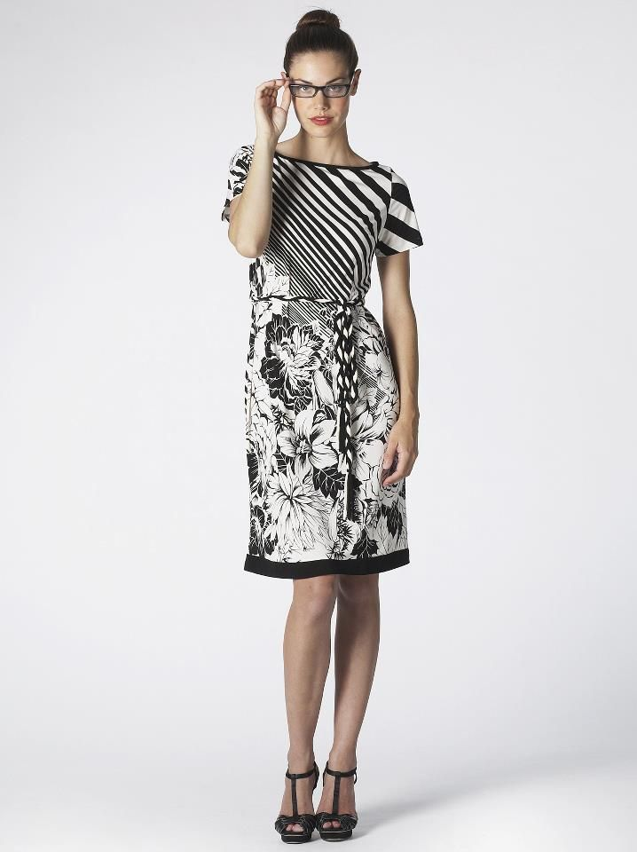 2011 Style: Uma Print: Garden Leona Edmiston dress