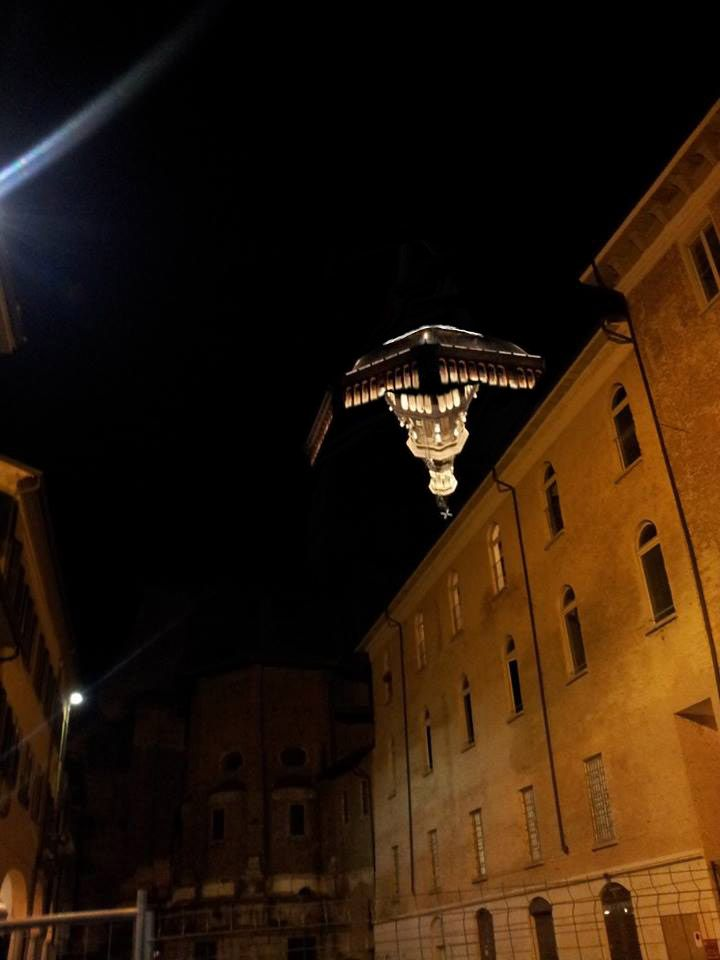 astronave a Pavia