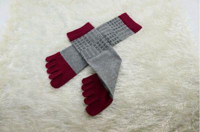 Wiggle Socks five Toe socks cotton five fingers spring and socks for men/women sports socks Antibacterial deodorant sweat