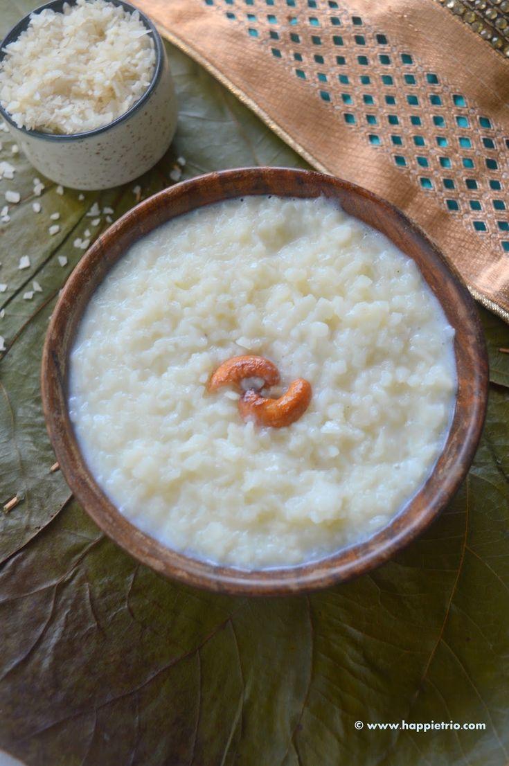 Palada Payasam Recipe | Palada Pradhaman Recipe | Kerala Ada Pradhaman