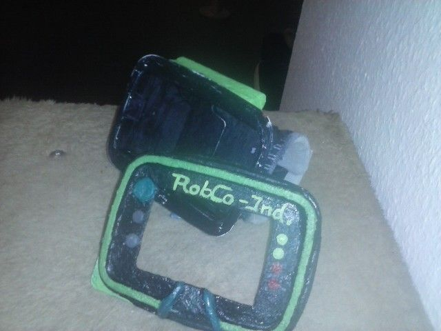 DIY Pipboy-Fallout