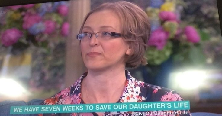 #Therapy #NHS Watch Erin Cross' mum speak on This Morning about battle to save daughter's life  Speaking to Holly, Phil and NHS doctor Ranj Singh, Sarah spoke honestly about the struggle she and husband Antony went through to conceive Erin, undergoing seven rounds of IVF treatment, and how hard it hit them when Erin relapsed after years of... http://www.chesterchronicle.co.uk/news/chester-cheshire-news/watch-erin-cross-mum-speak-11466396