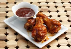 40 of Our Best Slow Cooker Chicken Recipes: Saucy Jack Daniel's Barbecue Chicken Drumettes