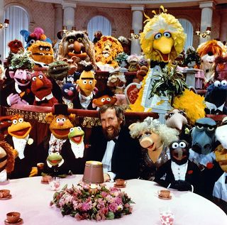 Jim Henson + Muppets = best party ever