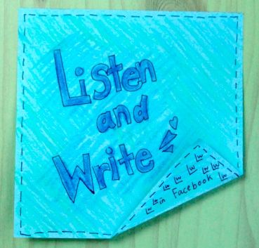Listen-and-Write Logo