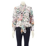 Womens Multi Coloured Blouse