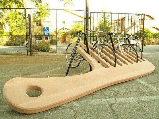 :))Hair Salons, Bikes Racks, Street Art, Urban Furniture, Art Installations, Public Art, Bikes Stands, Products Design, Streetart