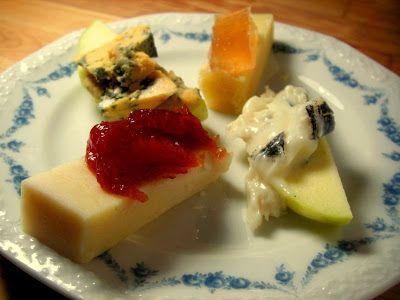 Herkkusuun lautasella-Ruokablogi: Juusto saa viinin laulamaan