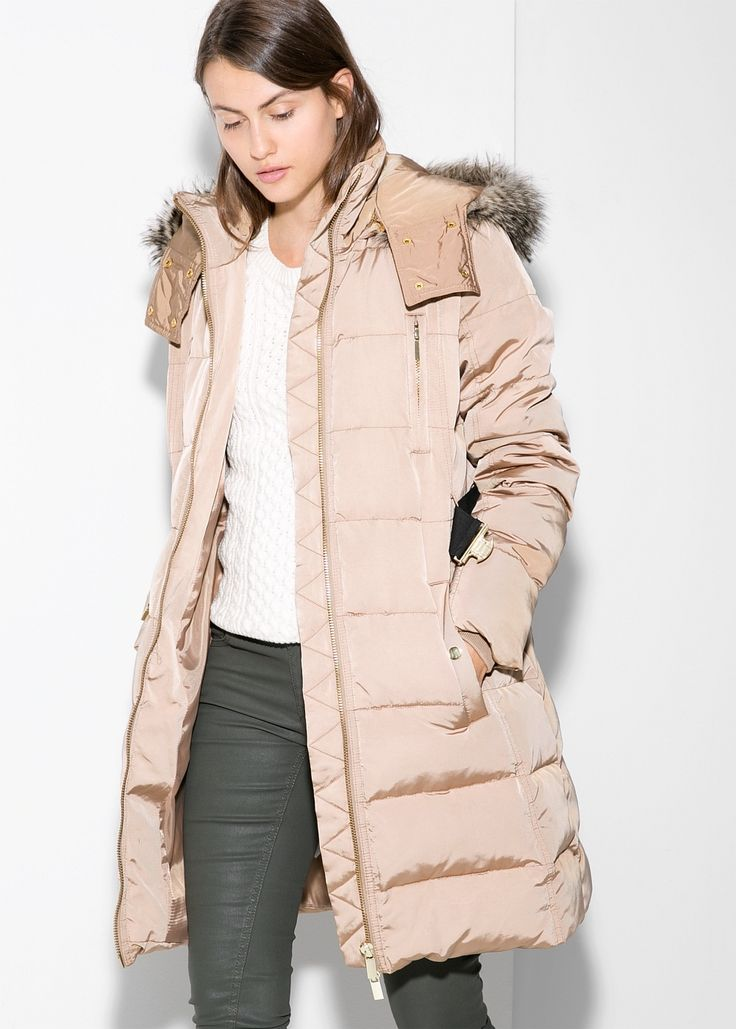 223 best Long Down Coats I really really want !! images on ...