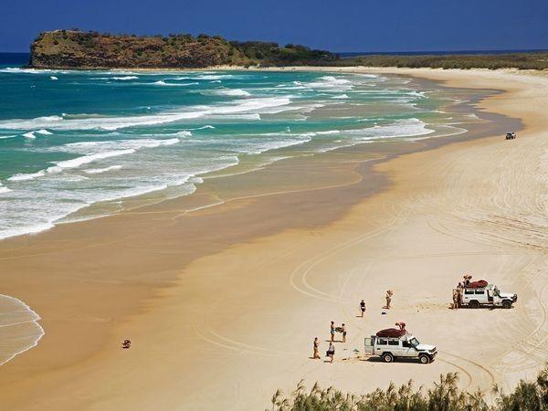 Fraiser Island, Australia