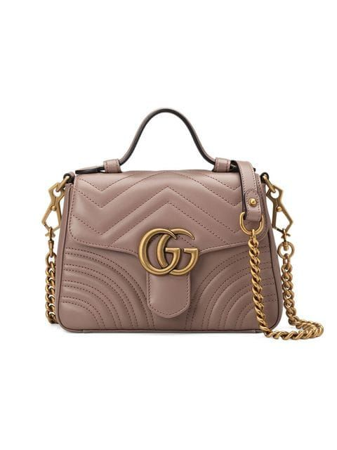 b956436d5b70 Gucci GG Marmont Mini Top Handle Bag in 2019 | xmas list yo ...