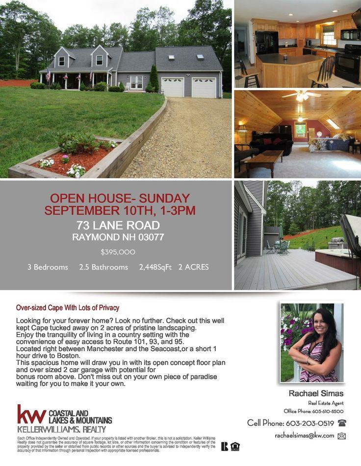 Raymond New Hampshire Real Estate Listing
