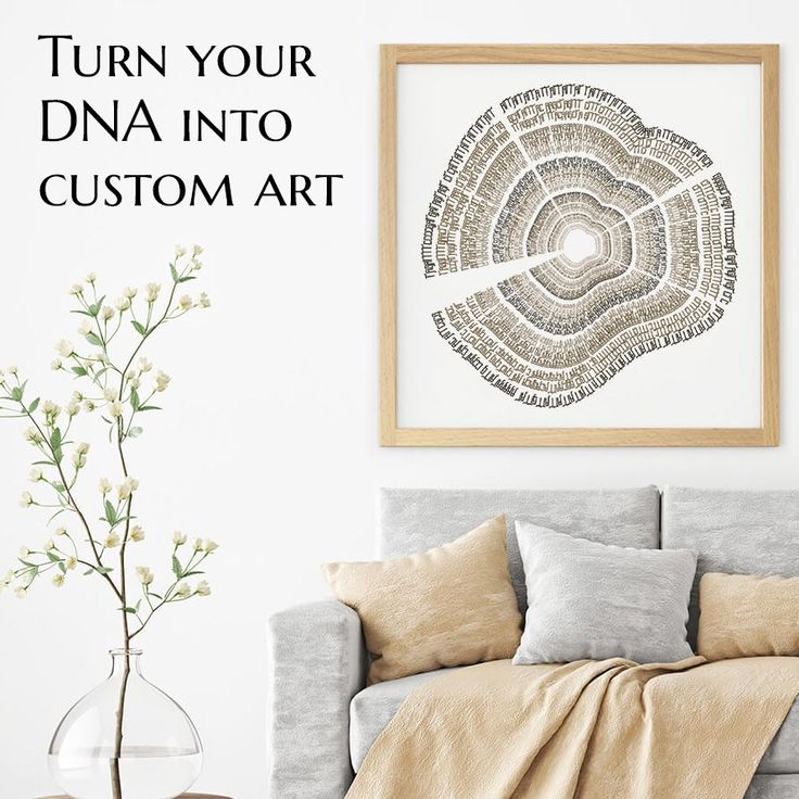 """GenoArt, a laboratory specializing in state-of-the-art #DNA testing services, creates #unique, personalized, """"decodable"""" art from DNA; a novel, inspiring method to display the DNA #fingerprints generated from DNA analysis #GenoArtDNA #artforsale #apartmenttherapy #contemporaryart #homedecor #fineartprints #interiordesign #interiordecor #interiorstyling #interiorstyle #loveart #officedecor #art #artgallery #artwork #homestyling #wallart #bestgift #love #christmas #unique #gift #decor…"""