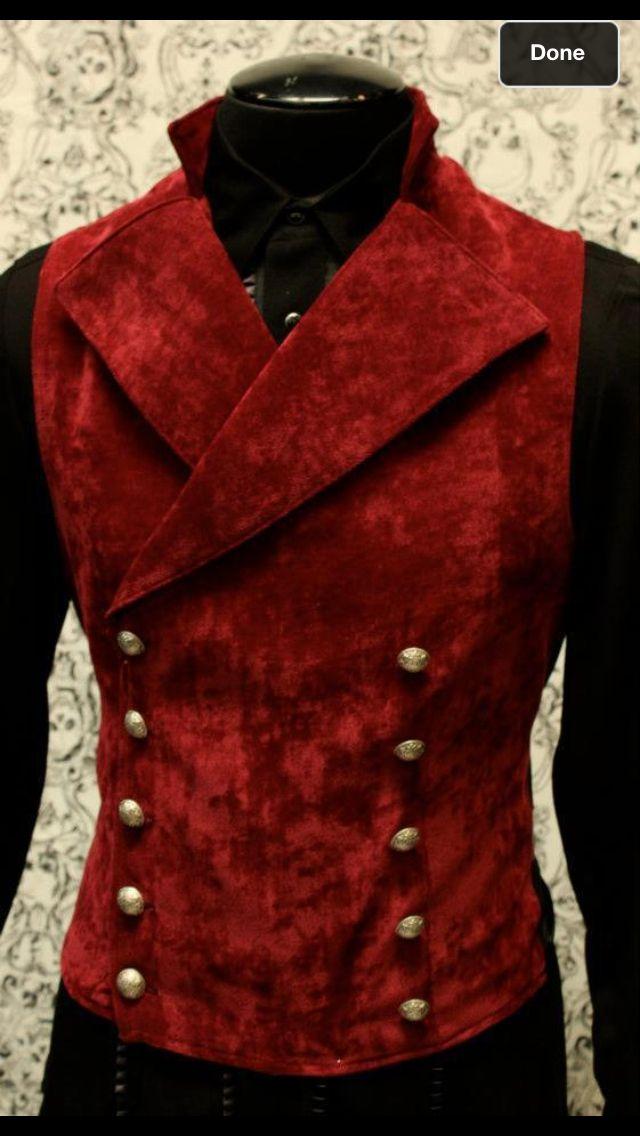 Victorian waistcoat