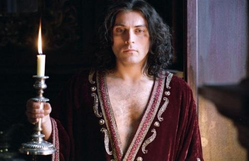 Rufus Sewell as King Charles the 2nd