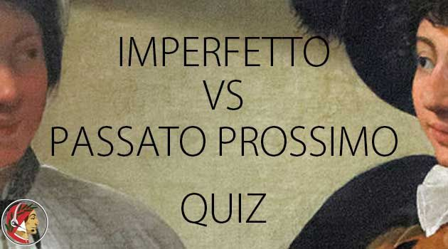 Imperfetto or passato prossimo? This is a classic dilemma for my students, beginners or experienced. Read the simple recap and solve the quiz. Win a coupon.