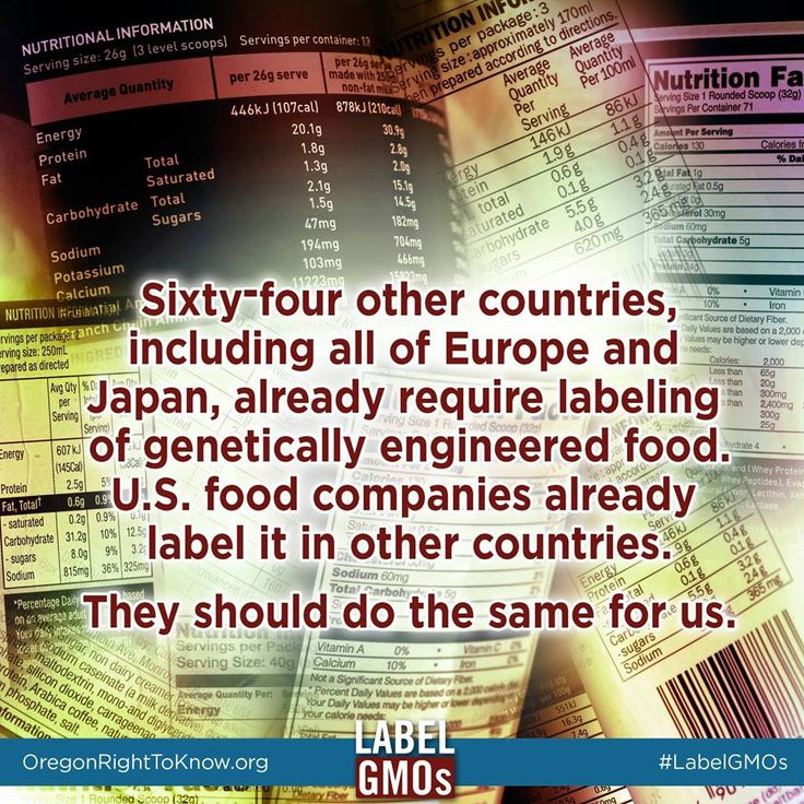 should genetically engineered food labeled Keywords: food labeling, ge food labels, genetically engineered, gm food,  gmos  would require raw ge agricultural products to display the words.