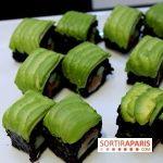 La collection Black de Planet Sushi