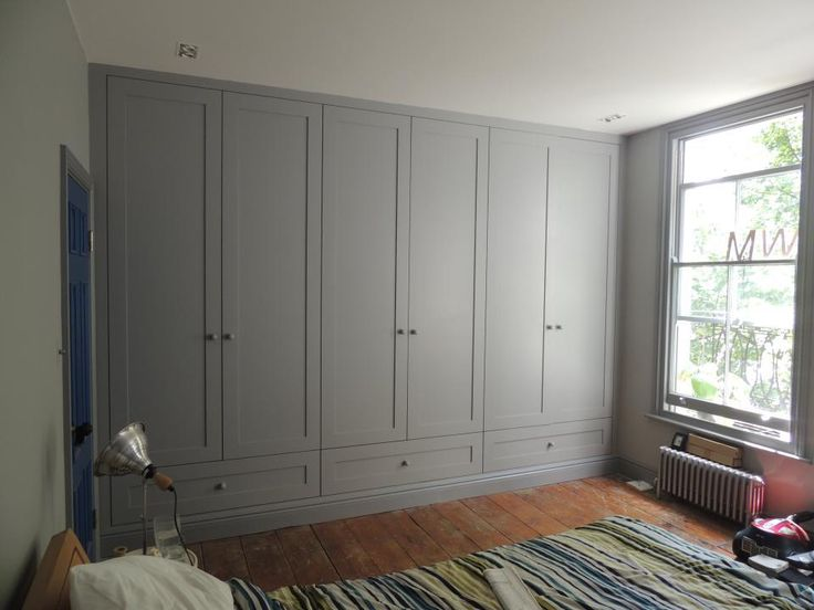Built in wardrobes shaker google search cabinets for Bedroom ideas with built in wardrobes