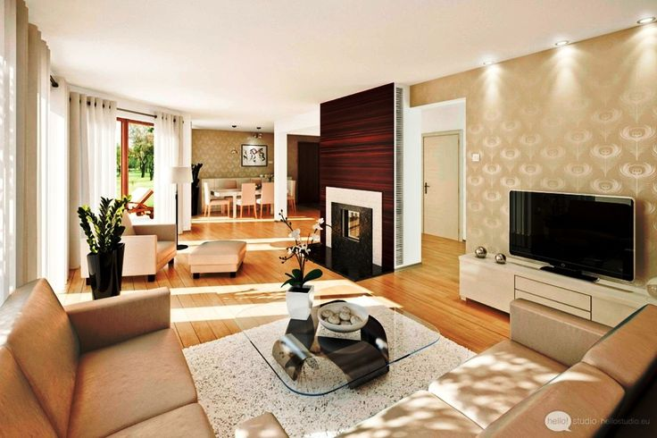 Featured drawing room with white fur rug and beautiful for Beautiful drawing rooms interior