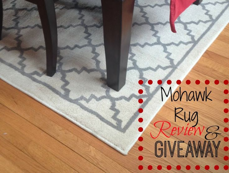 My New Mohawk Home Rug {And a $150 Rug GIVEAWAY!}