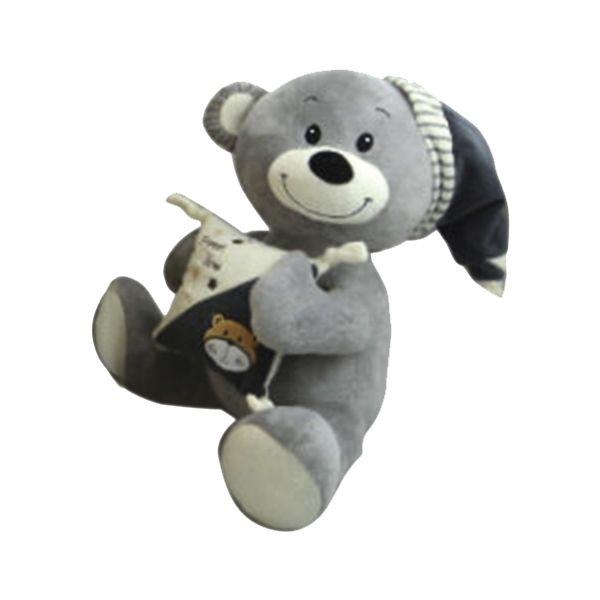 Jucarie-de-plus-ursulet-gri-cu-perna-60-cm