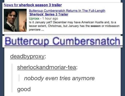 19 Times Everyone Stopped Even Trying to Get Benedict Cumberbatch's Name Right