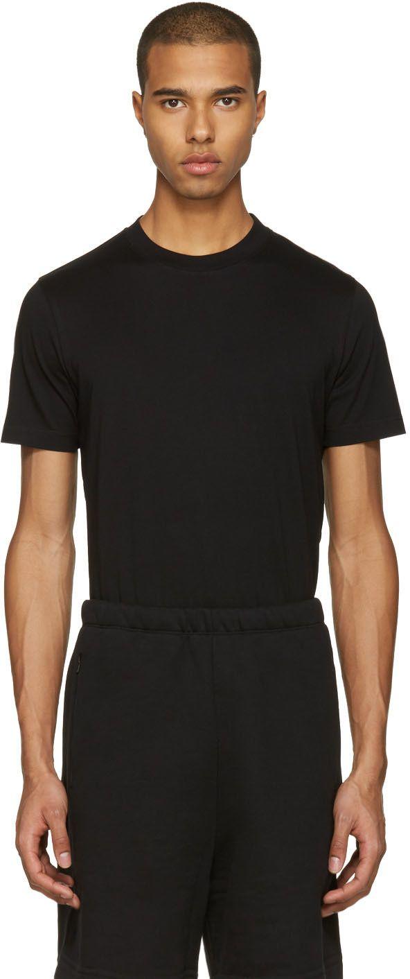 BALENCIAGA T-Shirt À Logo Noir. #balenciaga #cloth #noir