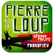 French Apps for Kids: Pierre et le loup