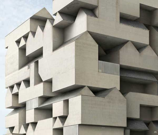 Fictions by Filip Dujardin 6 Filip Dujardins Impossible Architectural Photography