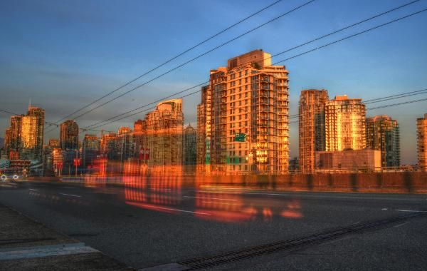 Vancouver @Sunset