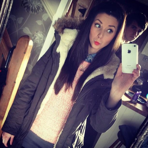 Zoella- need to find this coat!