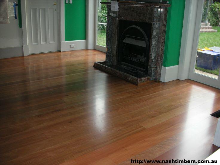 Select Brushbox Flooring 180mm x 21mm