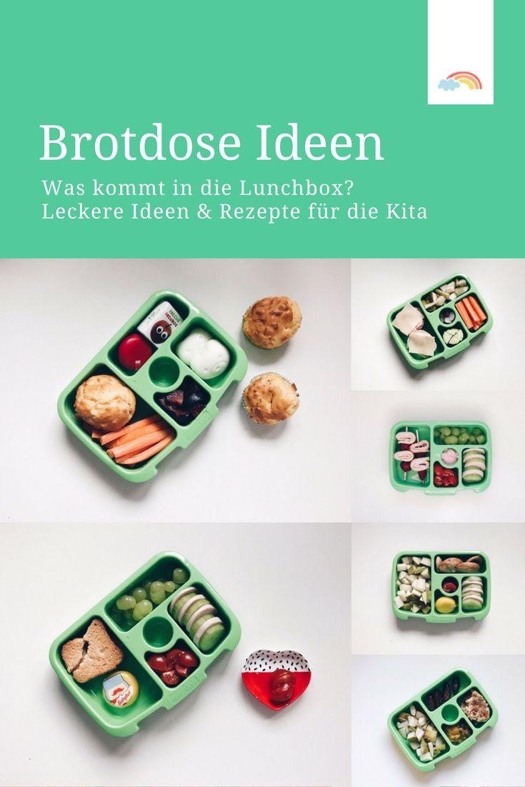 Was kommt in die Brotdose? Ideen & Rezepte für Kindergarten - von simpel bis raffiniert. Für alle, die keine Zeit haben um kleine Madonnen aus Gurkenscheiben zu schnitzen...