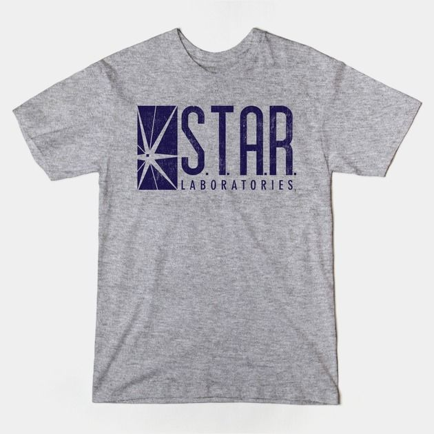 Star Labs Shirt - The Flash