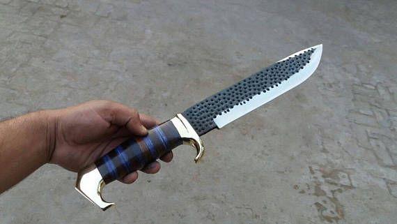 Handmade blade