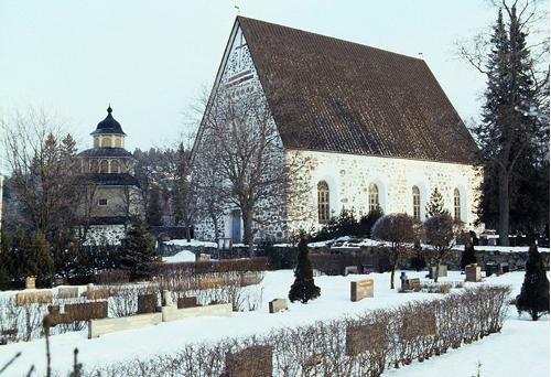 Siuntion kirkko ja hautausmaa; Jokinen, Martti