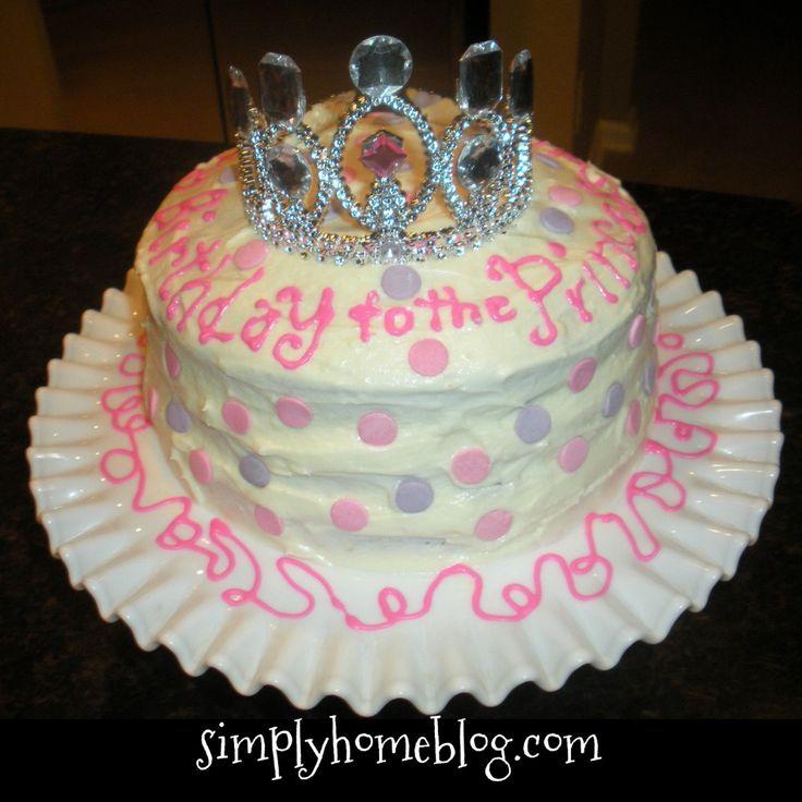 Princess tiana children s birthday cake