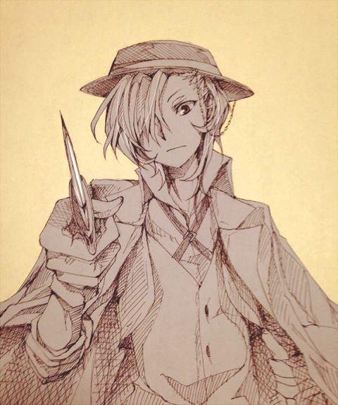 「【腐向け】文ストログ4」/「しゅり@太乱プチ」の漫画 [pixiv]