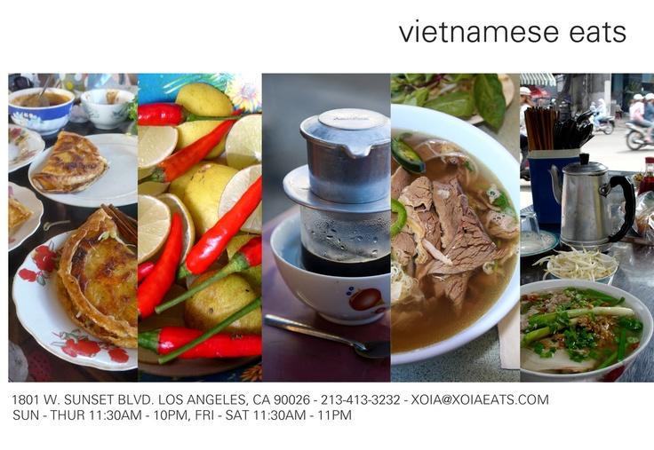 EAT: Cheap meal - Vietnamese sunset blvd