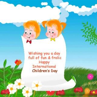 wishing children day quotes