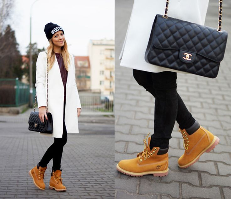 Unique To Wear Timberland Boots If You Are A Girl  Outfits With Timberlands
