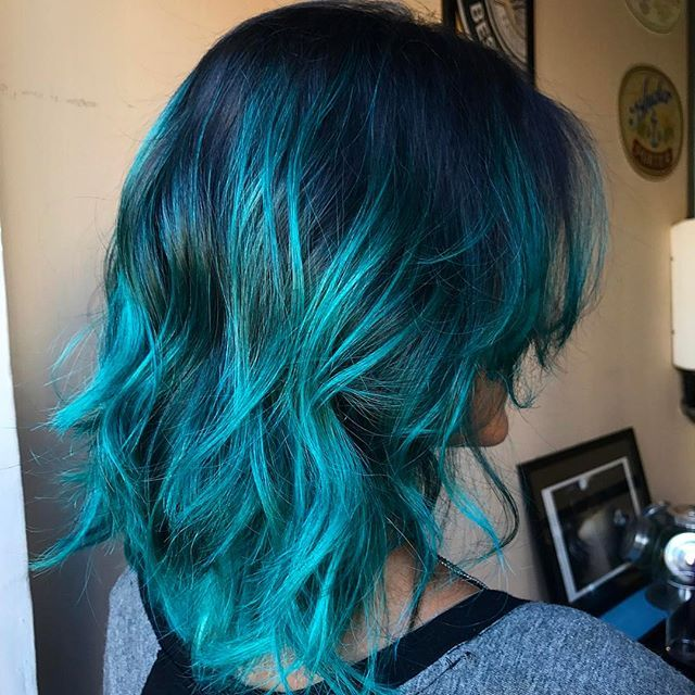 17 Best Ideas About Turquoise Highlights On Pinterest