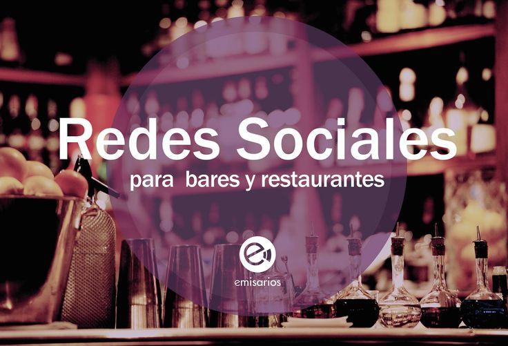 DURANTE TODO EL MES DE JULIO!  DESCUENTOS en planes de gestión de Redes Sociales para bares y restaurantes. Contactanos.  Emisarios, #GestionamosTuFuturo.