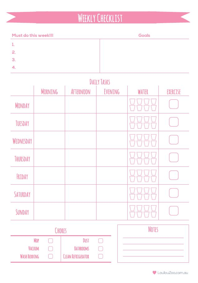 Weekly-Planner-graphic-by-loulouzoo.png 636 × 906 pixels