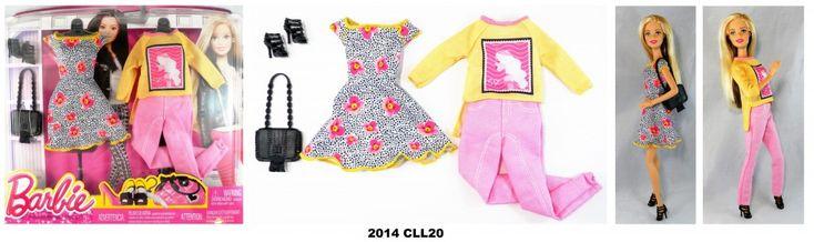 dolldressed – 2014 Fashion 2-Packs