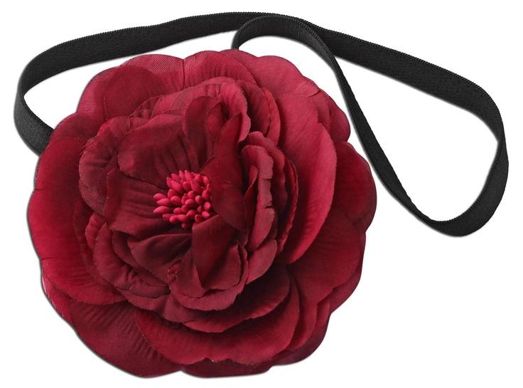 bijou brigitte haarband bordeaux moda y complementos pinterest. Black Bedroom Furniture Sets. Home Design Ideas