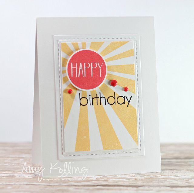 Sunshine birthday by kolling143, via Flickr