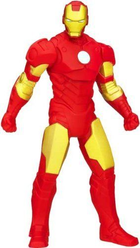 Marvel Avengers All Star 6 Inch Action Figure Iron Man Marvel's Avengers http://www.amazon.com/dp/B00IGCZHHU/ref=cm_sw_r_pi_dp_3x53ub1MZXS70