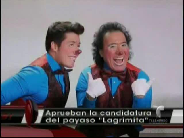 Aprueban Candidatura De Payaso En Guadalajara #Video